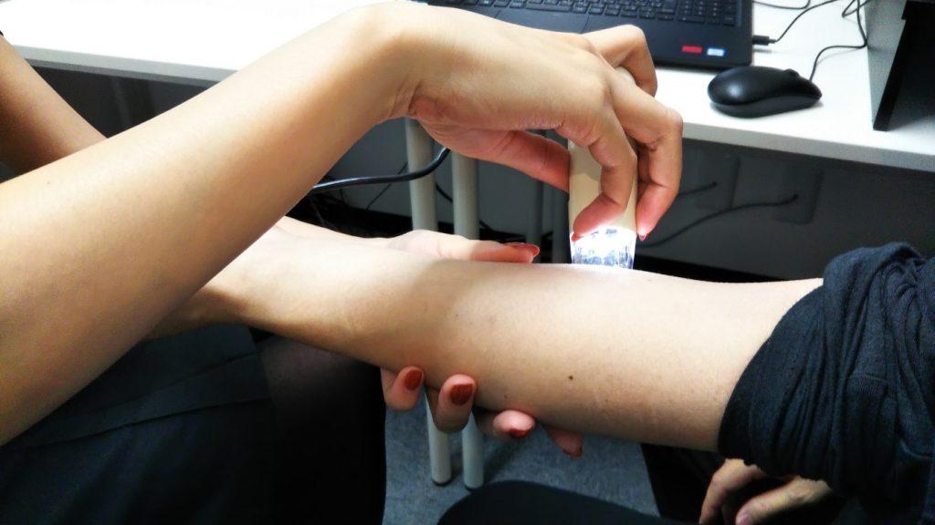 ゴリラクリニック大宮院 肌状態チェック